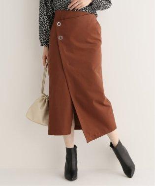 リングドットアイラインスカート