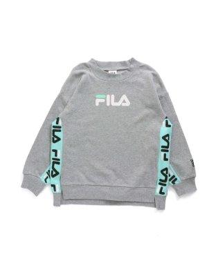 FILA(フィラ)コラボサイドロゴBIGトレーナー