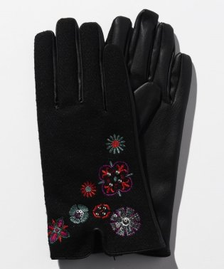 ACCESSORIES WOVEN GLOVES