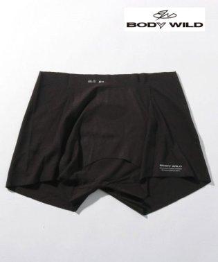 【BODY WILD】AIRZシームオフボクサーパンツ(前あき)