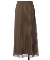 《Maglie par ef-de》チュールプリーツスカート