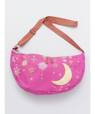 【チャイハネ】夜空に輝く月星クレセントショルダーバッグ ISAP9210