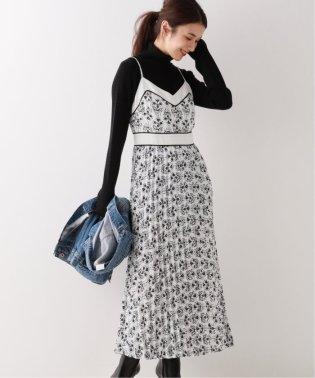【COOPER ST】 Print Pleats Dress /  プリントプリーツドレス
