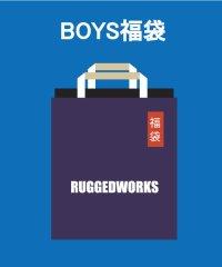 【子供服 2020年福袋】 RUGGEDWORKS(男の子)