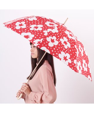 estaa 傘 【花柄スタンプ】