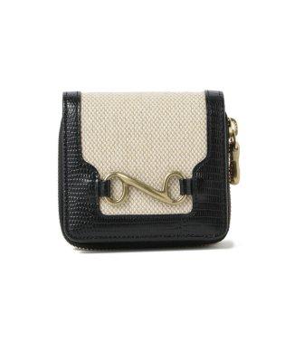 TOFF&LOADSTONE / ハイエンドキャンバス 二折財布