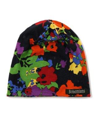 BOHEMIANS/ボヘミアンズ CAROLE WATCH CAP ワッチキャップ