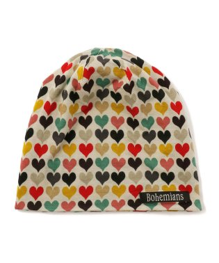 BOHEMIANS/ボヘミアンズ 9 HEART WATCH CAP ワッチキャップ