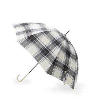 タータンチェック長傘