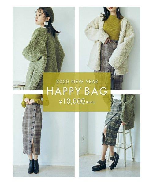 セール 84%OFF】【2020年福袋】MURUA(502809792)   ムルーア(MURUA) - d fashion