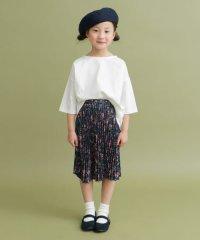 フラワープリーツスカート(KIDS)