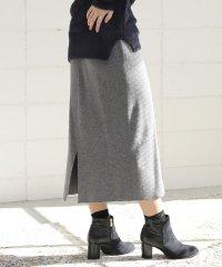 【セットアップ対応商品】◆アンゴラタッチシリーズ◆タイトスカート