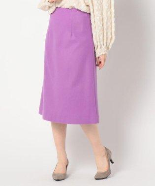 [新色追加]メルトントラペーズスカート