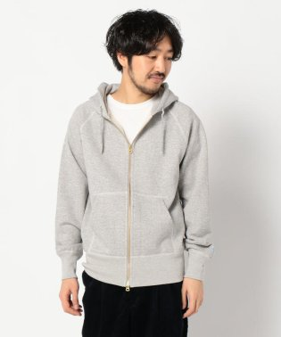 【ORIVAL / オーシバル】FRENCH TERRY PARKA #RC-9007