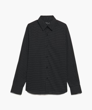 IZ74 CHEMISE ドットシャツ