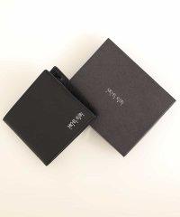 【数量限定】MICHEL KLEIN HOMME ロゴ入り/二つ折り財布