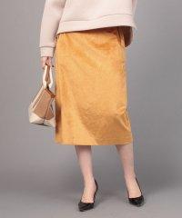 ベルベットタイトスカート
