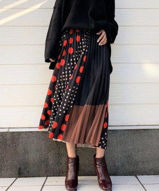 Dot×Dot スカート