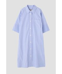 WIDE PJ STRIPE COTTON