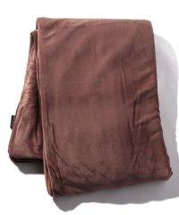 mofua うっとりなめらかパフ とろける掛け布団カバー シングル