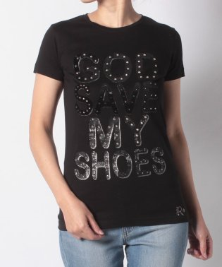 GOD SAVE MY SHOES Tシャツ