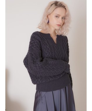Skipper Cable Knit