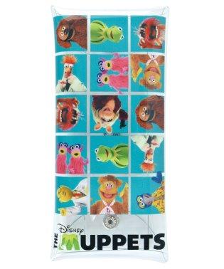 ディズニー Disney マペット クリアマルチケース ブロックカーミット PVC
