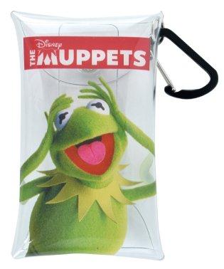 ディズニー Disney マペット クリアマルチケース S カーミット PVC