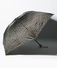 LANVIN COLLECTION(ランバン コレクション)婦人ミニ傘 先染ロゴジャガード