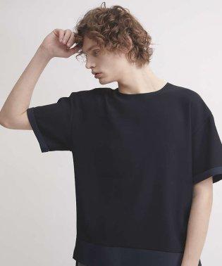 【20SS新作】セットアップ対応 ダブルクロスTシャツ【予約】