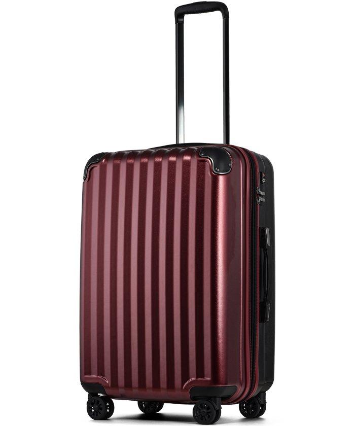 (tavivako/タビバコ)【JP−Design】スーツケース LMサイズ 静音8輪キャスター 軽量 大容量 拡張 TSAロック 受託手荷物無料 キャリーバッグ キャリーケース?/ユニセックス その他系1