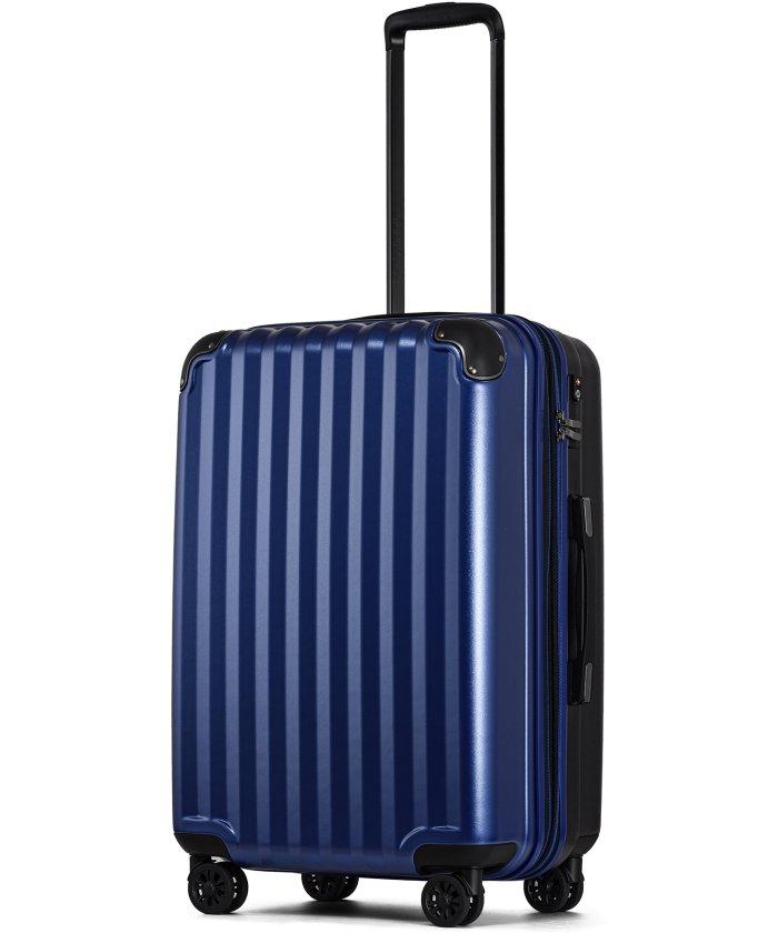 (tavivako/タビバコ)【JP−Design】スーツケース LMサイズ 静音8輪キャスター 軽量 大容量 拡張 TSAロック 受託手荷物無料 キャリーバッグ キャリーケース?/ユニセックス その他系2