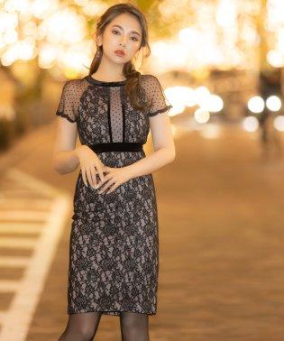 ブルジョワジーレースドレス