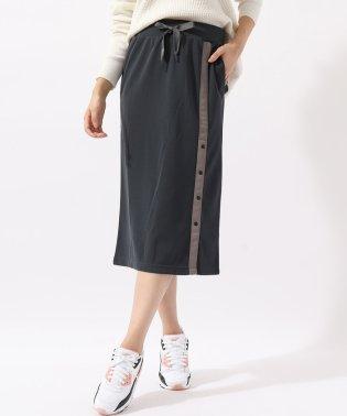 ラインジャージースカート