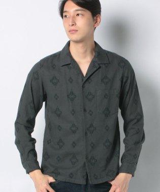 :ネイティブネルシャツ