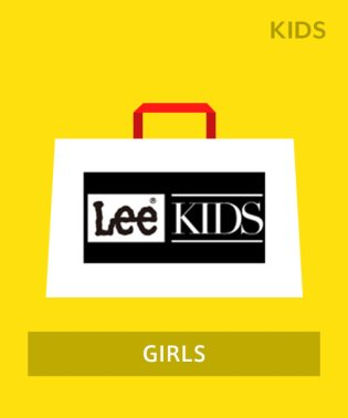 【子供服 2020年福袋】Lee KIDS(GIRLS)