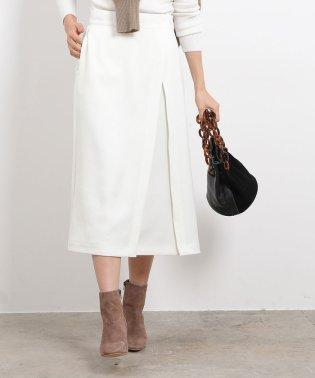 【セットアップ対応】ダブルクロスラップスカート