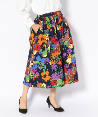 BOHEMIANS/ボヘミアンズ CAROL SH GATHER SKIRT