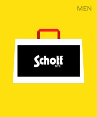 【2020年福袋】Schott(メンズ)
