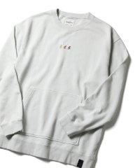 【GRAMICCI/グラミチ】別注刺繍スウェット