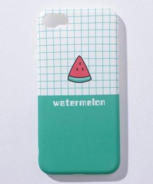 WEGO/チェックiPhone7ケース