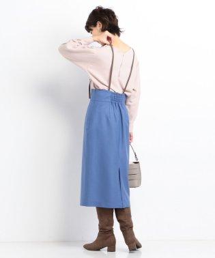 合皮サス付スカート