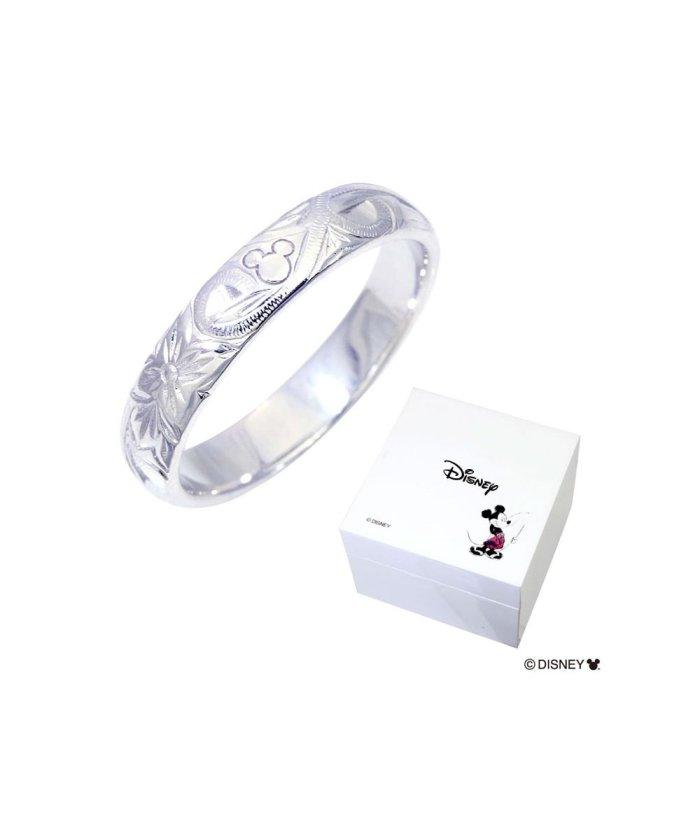 (LARA Christie/ララクリスティー)ディズニー 指輪 メンズ ハワイアンジュエリー ララクリスティー lr58−0001−m/メンズ シルバー