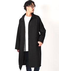 オーバーサイズコート/ステンカラーコート メンズ コート オーバーサイズ BITTER ビター系 秋 冬