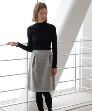 YDレオパシャギー スカート