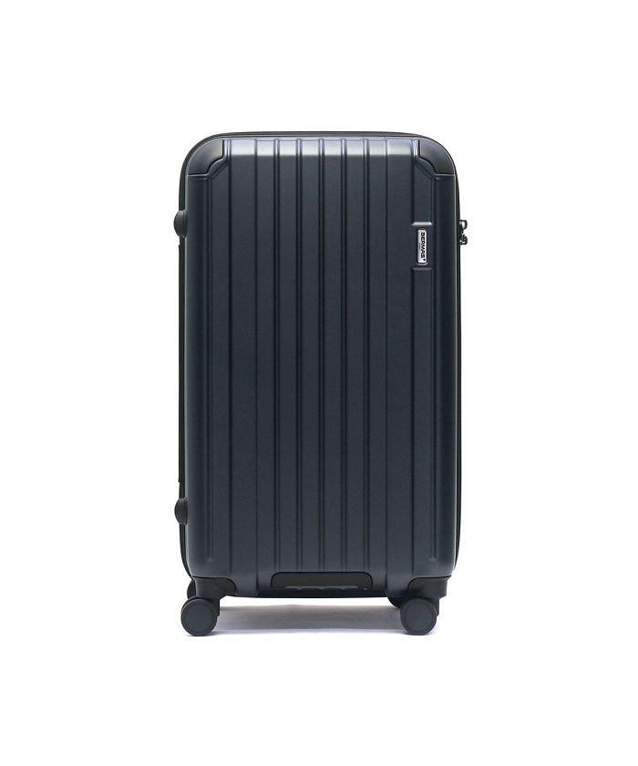 (BERMAS/バーマス)【日本正規品】バーマス スーツケース BERMAS HERITAGE ヘリテージ anagram キャリーケース 72L TSA USBポート 60495/ユニセックス ネイビー