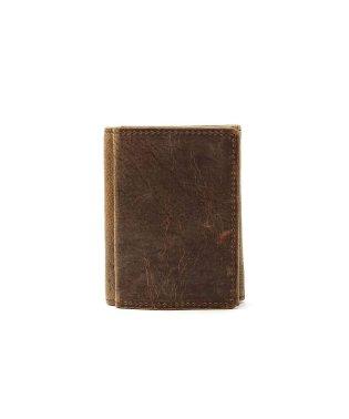 スロウ SLOW 三つ折り ミニ財布 kudu クーズー hold mini wallet ホールドミニウォレット 財布 SO743I