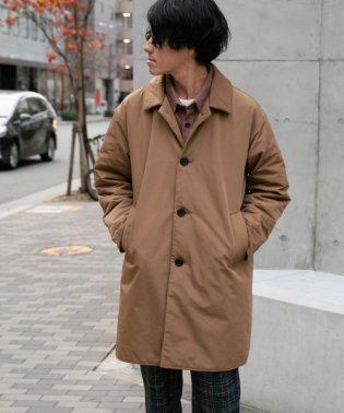 中綿ステンカラーコート