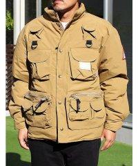 【WOODS】中綿フィッシングジャケット
