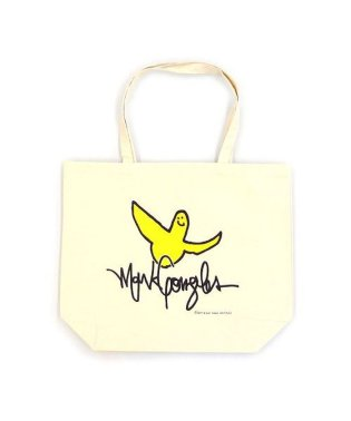 【Mark Gonzales】smile ANGELトートバッグ